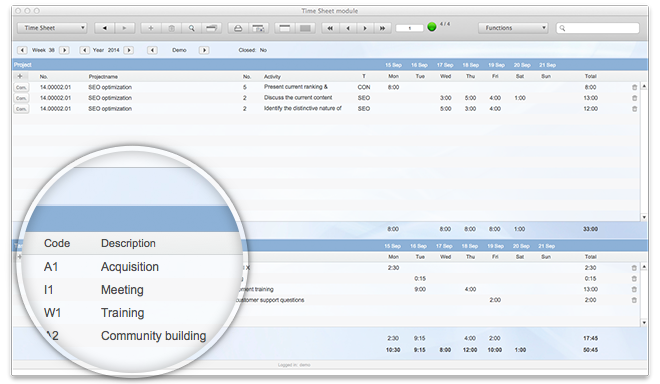 Time Tracking Software For Mac