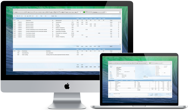 CRM Mac software